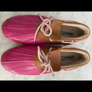 SPERRY TOP-SIDER Cormorant Women Pink Duck Shoes